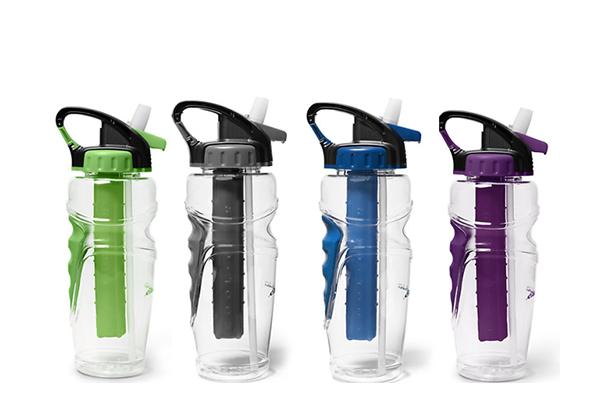 Бутылки для воды с бисфенолом